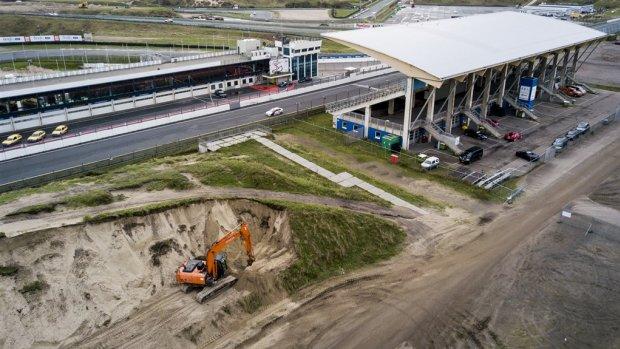 Provincie laat circuit Zandvoort zonder vergunning zijn gang gaan