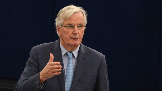 Barnier ook onderhandelaar handelsverdrag VK