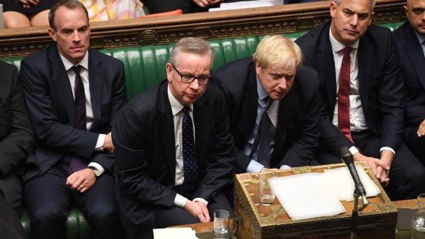 Ook vandaag cruciale stemmingen voor Johnson over brexit