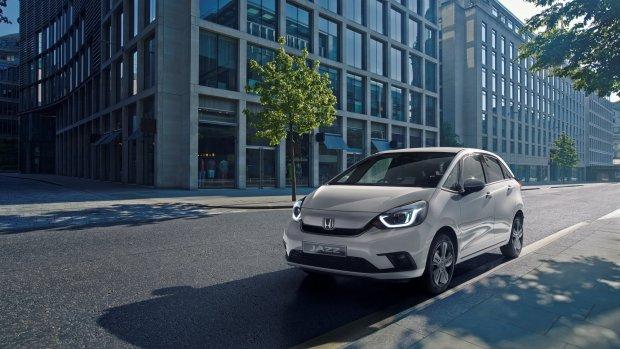 Nieuwe Honda Jazz is een 'omgekeerde' hybride auto