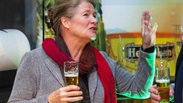 Heineken somberder over winstgroei: kater voor beleggers