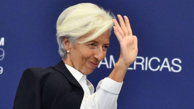 De imposante loopbaan van Lagarde, elegant leider in een mannenwereld