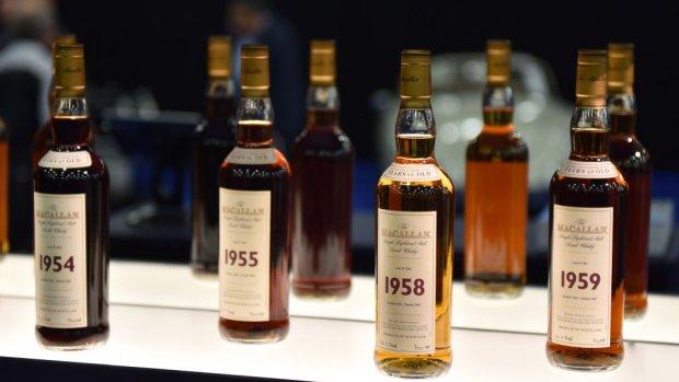Duurste whisky gaat voor 1,7 miljoen onder de hamer: 'Het is wat een gek ervoor geeft'
