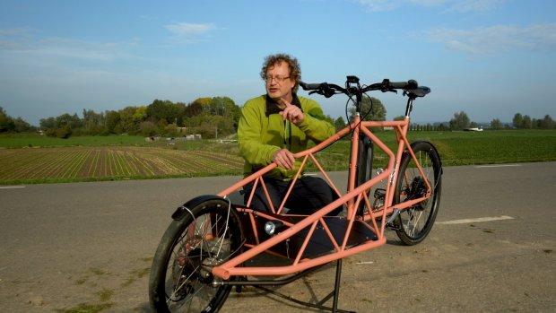 Review: deze elektrische cargo-bike is 'een droomfiets'