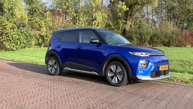 Verkoop elektrische auto's in EU ruim verdubbeld