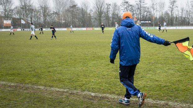 70 voetbalclubs zien signalen van criminaliteit op de vereniging
