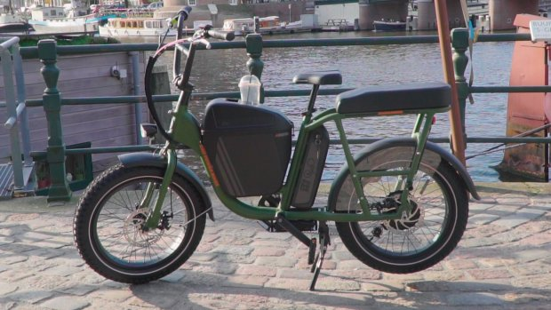 Getest: deze kleine e-bike is handig en betaalbaar