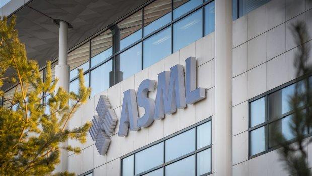 ASML mag duurste machines niet verkopen aan China