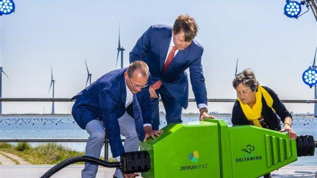 'Nederlandse stroom wordt maar erg langzaam groen'
