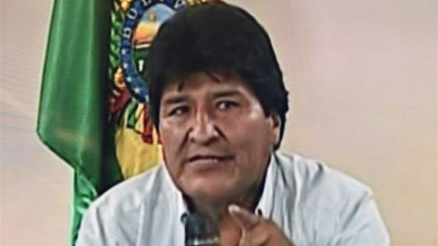 Morales weg: niemand heeft nu de macht in Bolivia