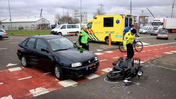 Steeds meer doden op kruispunten: elk jaar 20.000 ongelukken