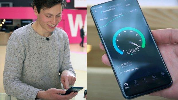 Primeur: supersnel mobiel internetten met 5G op Bright Day