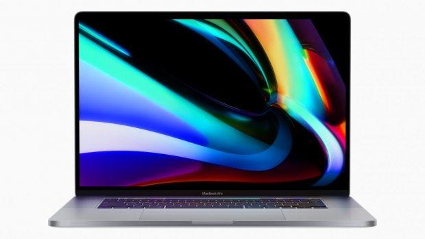 Apple onthult 16 inch MacBook Pro met vernieuwd toetsenbord