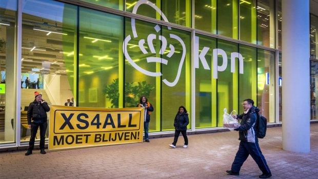 Ondernemingskamer oordeelt: KPN mag XS4ALL laten verdwijnen