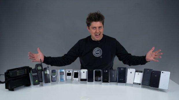 De 20 meest iconische mobiele telefoons aller tijden