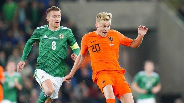 Oranje plaatst zich voor Europees Kampioenschap 2020