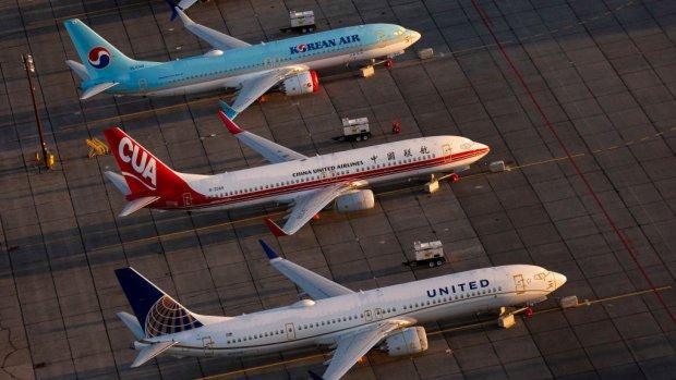 Boeing krijgt orders voor tientallen 737 Max-toestellen