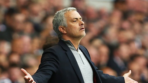 Mourinho volgt Pochettino op bij Tottenham Hotspur