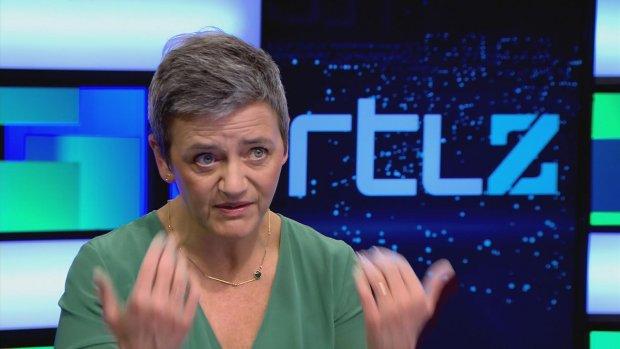Vestager wil komende jaren nog harder optreden tegen techreuzen