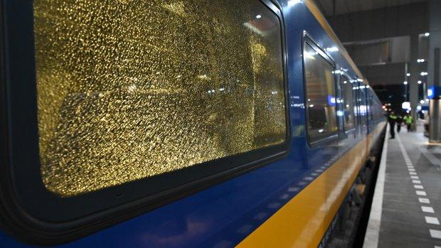 Twee jongens (15) opgepakt voor beschieten treinen in Brabant