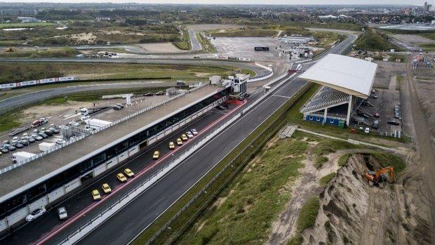Milieuclubs willen opnieuw verbouwing circuit Zandvoort laten stilleggen