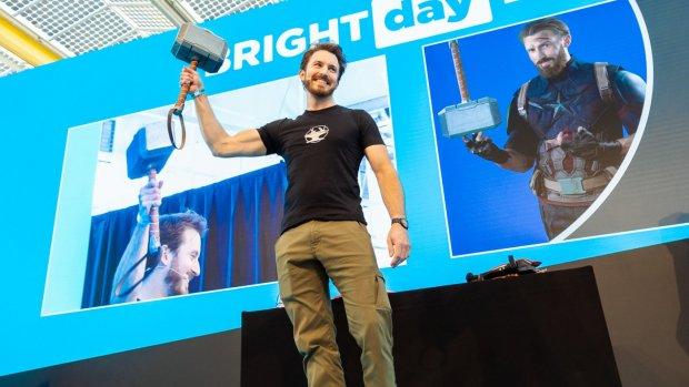 Nagenieten: Bright Day was één groot feest