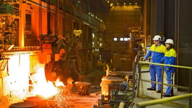 Banenverlies bij Tata: 'Perfecte storm voor staalindustrie'