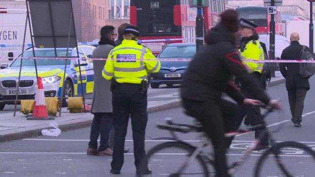 Politie zoekt geen andere daders voor aanslag London Bridge