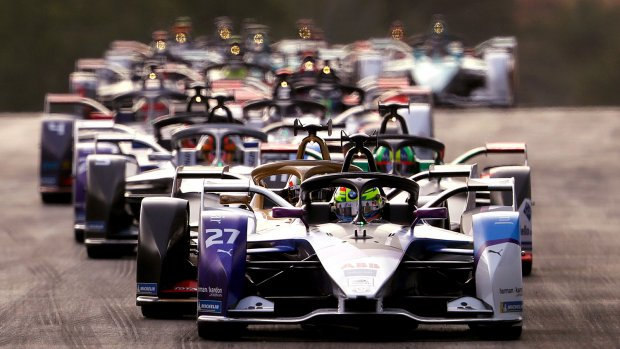 Formule E krijgt status wereldkampioenschap