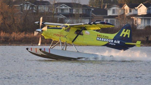 Canadese maatschappij maakt succesvolle testvlucht met elektrisch vliegtuig