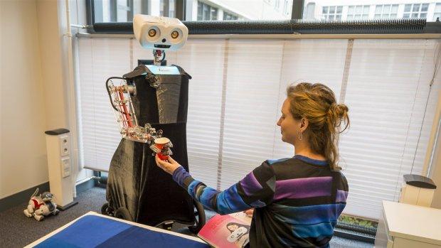 Extra uitzendingen: games, robots en de toekomst van zorg