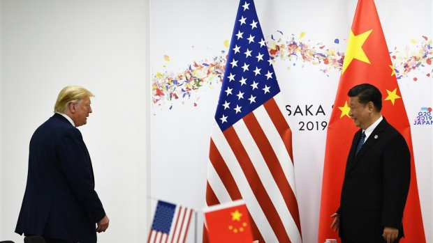 'VS en China dichtbij handelsdeal': records op Wall Street