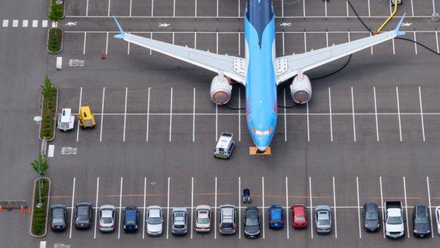 Productie van geplaagde Boeing 737 Max tijdelijk stilgelegd