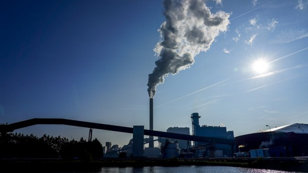 Wiebes: CO2-doelstelling voor 2020 nóg verder uit zicht