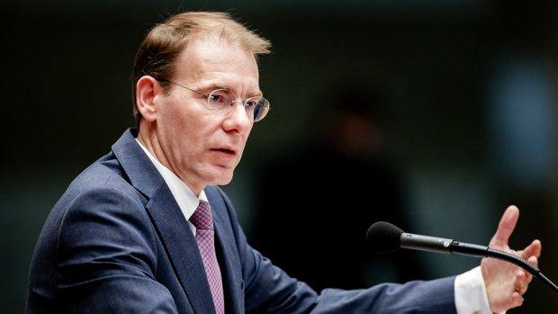 Staatssecretaris Menno Snel stapt op vanwege toeslagenaffaire