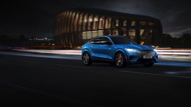 Elektrische auto's om in 2020 naar uit te kijken