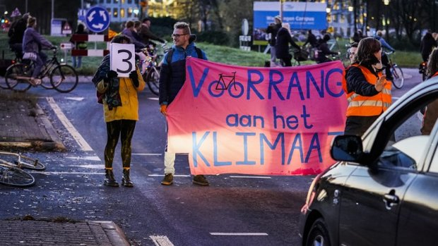 Klimaatpanel blikt terug op 2019: 'Greta vind ik verschrikkelijk'