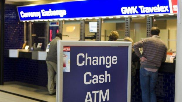 Virus treft wisselkantoren GWK Travelex, bedrijf haalt sites offline