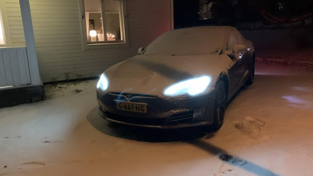 Tips: elektrisch rijden in de winter