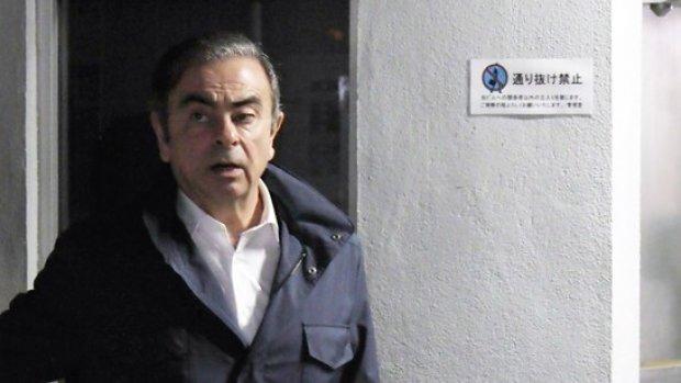 'Vlucht Ghosn kostte 350.000 dollar, vluchtkoffer duikt op'