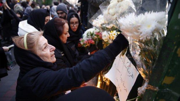 Iran zag vliegtuig aan voor raket: 'Helaas nam hij de foute beslissing en raakte het vliegtuig'