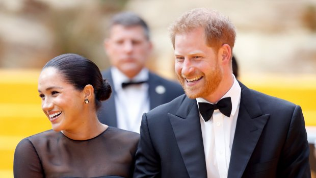 Prins Harry pitchte Meghan als voice-over bij Disney