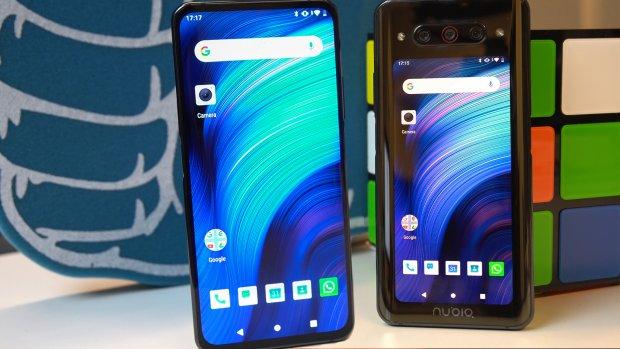 Getest: deze smartphone heeft een groot scherm achterop