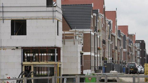 Bijna 200 miljoen om woningbouw tijdens coronacrisis op gang te houden