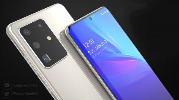 De smartphones van 2020: Samsung doet er een schepje bovenop