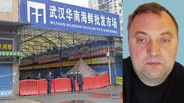 Martijn is in Wuhan, waar het coronavirus uitbrak: 'Straten zijn leeg'