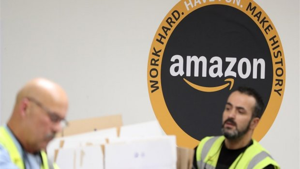 Amazon opent jacht op verkoper: 'Tarieven vergelijkbaar met Bol'