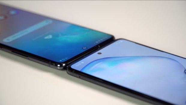 Getest: de twee nieuwe Samsung-telefoons
