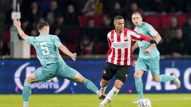 PSV geeft in eigen huis overwinning weg tegen FC Twente