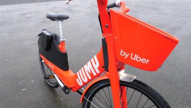 Getest: de e-bike van Uber, voor wie is deze deelfiets?